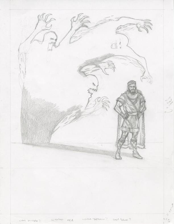 Macbeth Pencils
