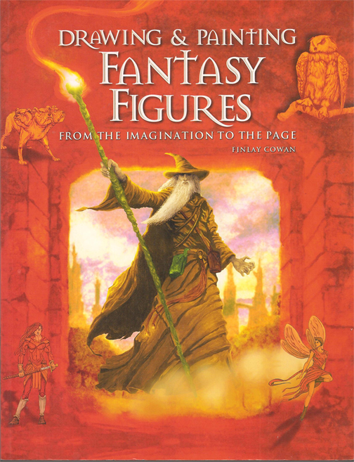 Drawing_and_Painting_Fantasy_Figures_Cover