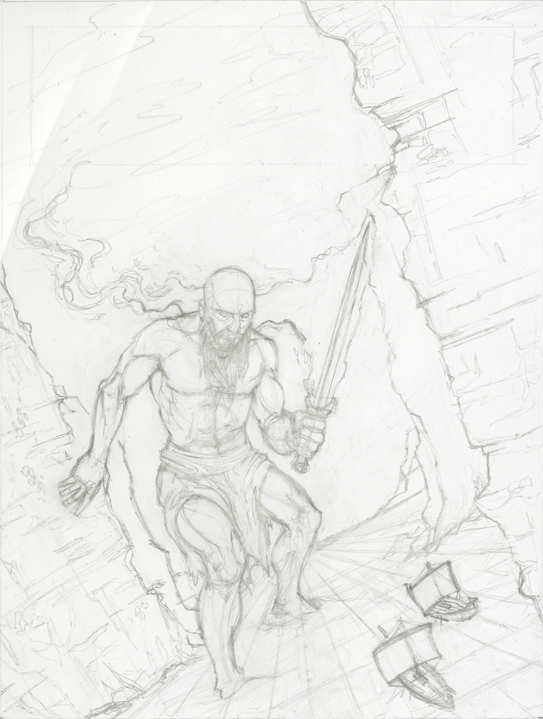 Surtur Rising Pencils