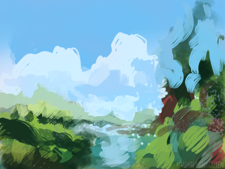 Speed Painting September_2